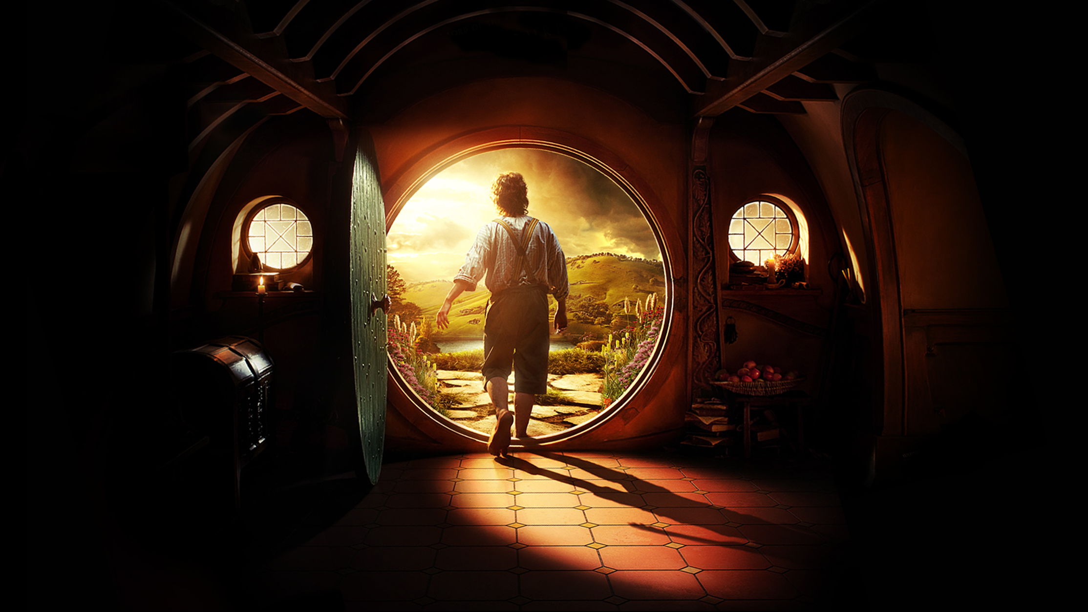 the hobbit movie review The hobbit: an unexpected journey covers the first six chapters of the hobbit with a few  in the hobbit,  the hobbit: an unexpected journey: the movie storybook.