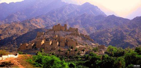 Thee-Ain Village