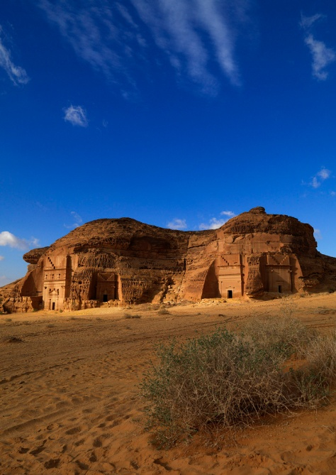 al-Khuraymaat where 53 tombs are situated