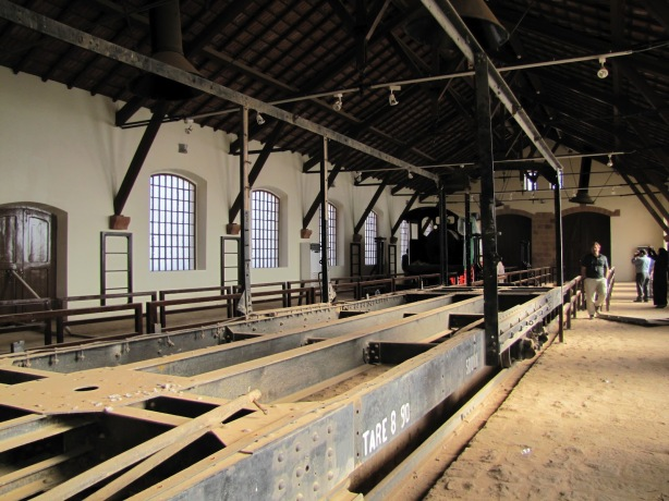Hejaz Railway Museum (The Inside View)