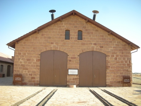 Hejaz Railway Museum (built in 1907)
