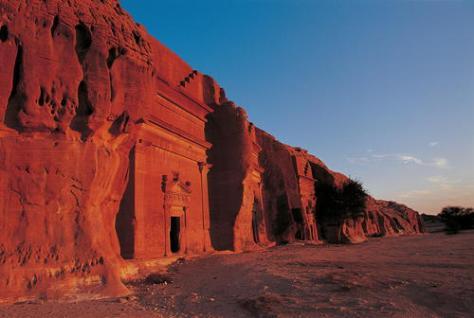 Qasr al Bint 'Palace of the Daughter'