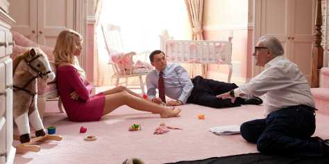 "Best Writing (Adapted Screenplay) - The Wolf of Wall Street ""even this scene is true"""