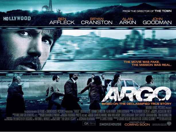 Movie Review: Argo (2012)