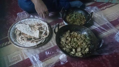 Chicken Karahi & Mutton Karahi