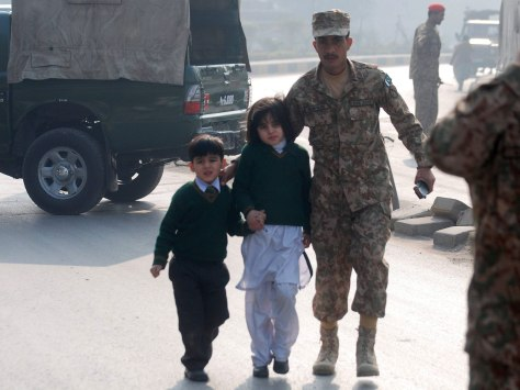 At least 80 children killed in Army Public School, Peshawar by TTP, Dec 16. 2014