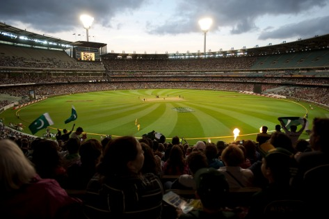 CWC15 Final will be played at Melbourne Cricket Ground, Melbourne