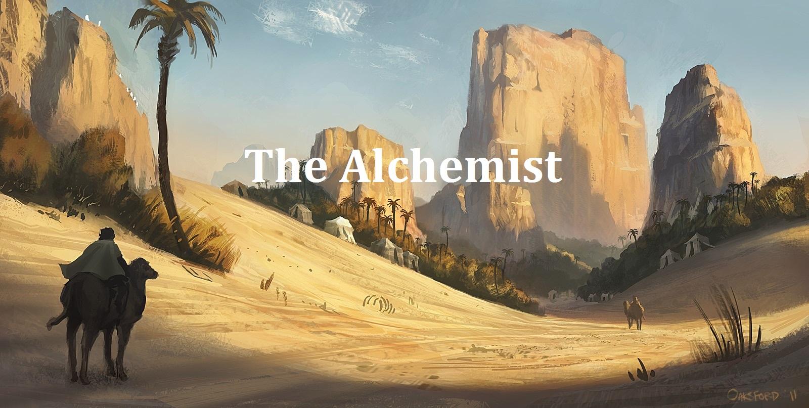 book review the alchemist sami naik cde8ac16cdfd38f4d737b5367bccc206